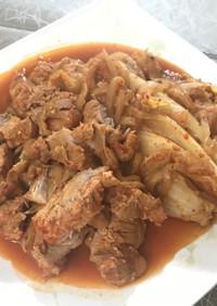 簡単☆豚キムチチム(煮)☆韓国料理