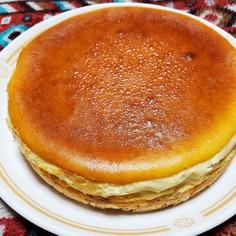 【再録】混ぜるだけ濃厚チーズケーキ◎