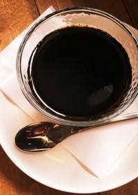 【糖質制限レシピ】コーヒーゼリー