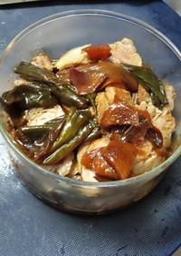 母から習った昭和の家庭の焼き豚(煮豚?)