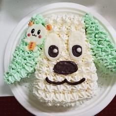 いないいないばぁ!ワンワンのケーキ