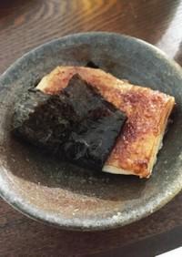 にんにくバター醤油餅(切り餅消費)