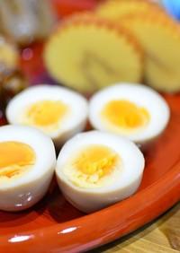 おせち料理にも♬おつまみにも♬簡単煮卵★
