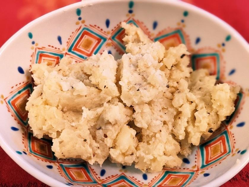 アンチョビのポテトサラダ
