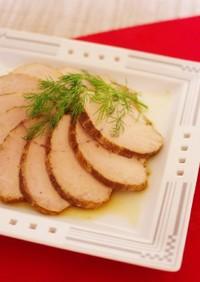 かんたんで美味しい「紅茶豚」