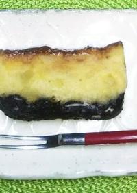 栗きんとんアレンジ♪スィートポテトケーキ