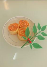 おせち☆ひな祭り☆サーモン卵ロール