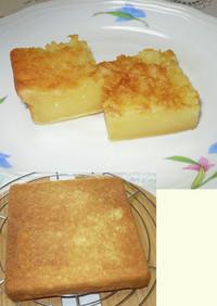 バター餅 ハワイの日系人に伝わるケーキ