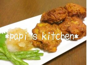 南瓜と鶏ひき肉の満足つくね(´艸`*)