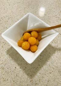 旬ものフルーツ砂糖漬け
