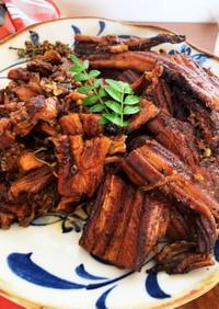 穴子の山椒炊き