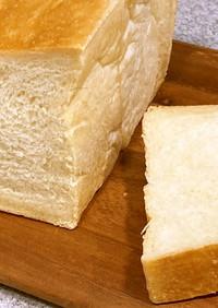 【生食パン】ふわふわモチモチの手作りパン