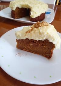 にんじんたっぷり♪キャロットケーキ