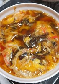 料理時間10分!簡単シンプルな甘酢天津飯