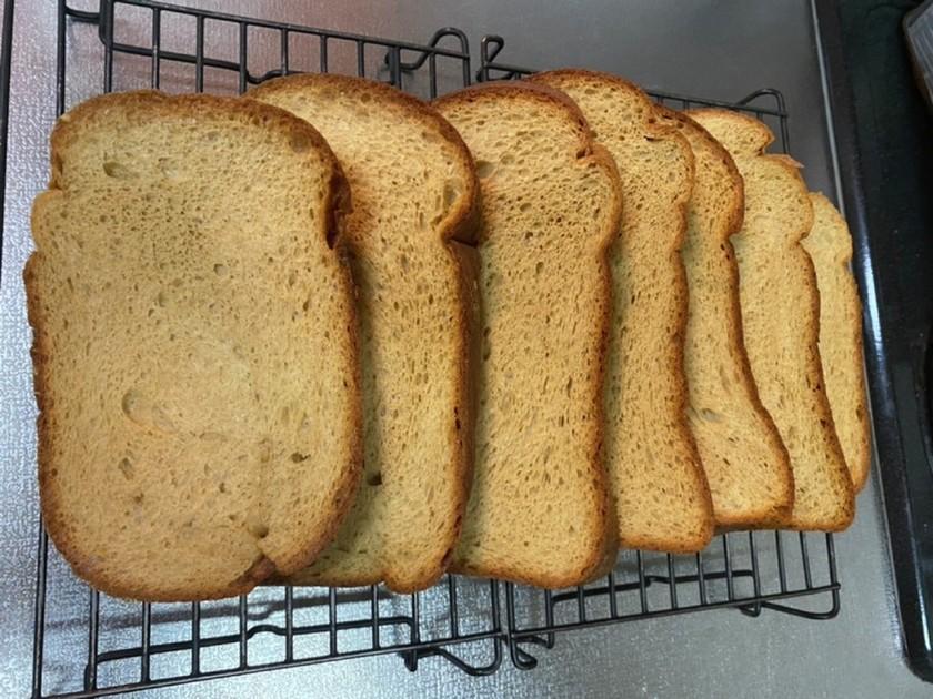 ホシノ天然酵母しっとりふわふわブランパン