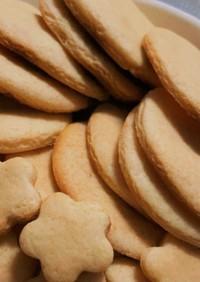 簡単HMでクッキー★トースターでOK