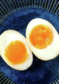とっても簡単な煮卵の味つけ☆麺つゆ♪