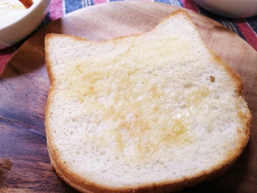 ねこパン型食パン