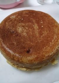 炊飯器簡単バナナケーキ