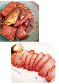 2度美味しい!簡単!猪肉or豚肉の煮物♪