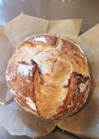 ダッチオーブンでソフトフランスパン★