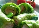 ◆お弁当の隙間に…レタスのカニカマ巻き◆