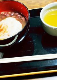 簡単 小豆の煮方✨鏡開き 手作りぜんざい