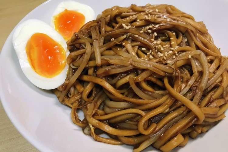 ジャー 韓国 麺 ジャー