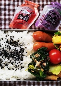 野菜炒め弁当(1.12)