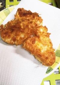 かまぼこ海苔チーズフライ(蒲鉾リメイク)