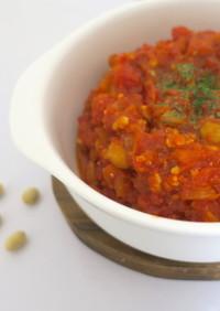 福豆で簡単!オレガノ香るチリコンカン