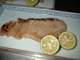 塩麹さん de 焼き豚☆.。.:*・゚