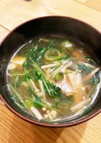 捨てないで☆下茹で汁リメイク絶品スープ!