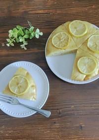 【ダイソー型】簡単!レモンケーキ