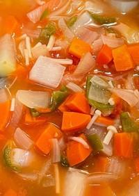 痩せたい人だけ食べて★脂肪燃焼スープ