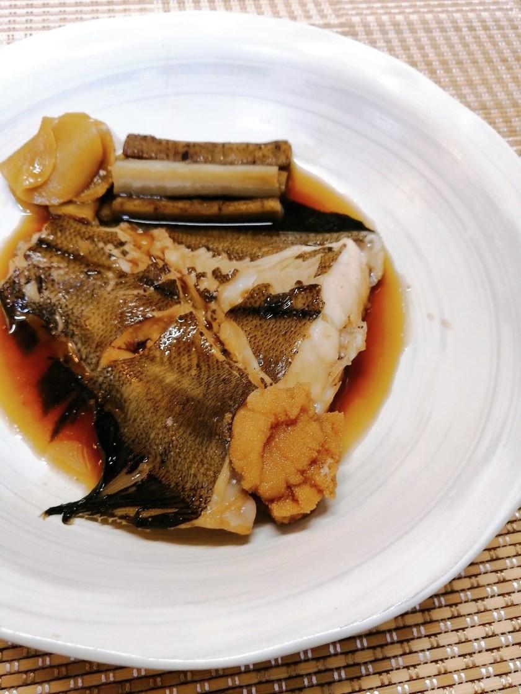 魚の煮付け✤煮魚