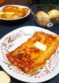 甘辛バター餅