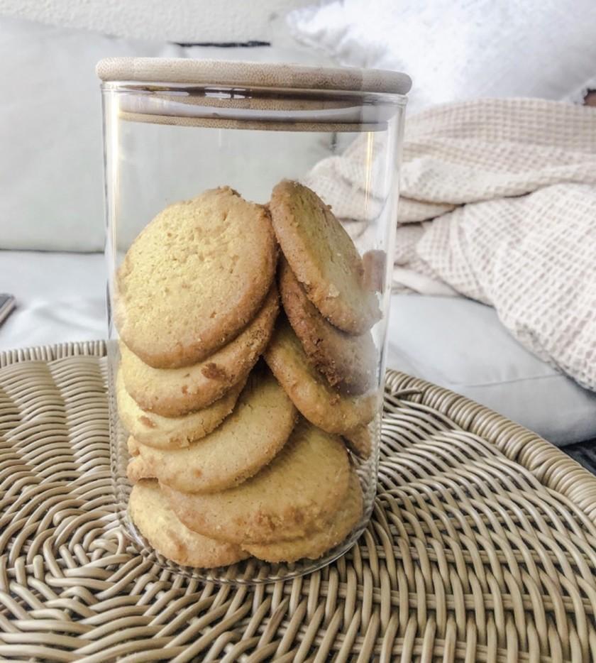 お店の味!さくほろバタークッキー