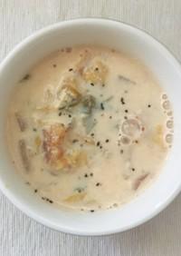 7日ダイエット☆簡単豆乳デトックススープ