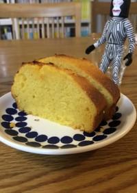 おから入りパウンドケーキ