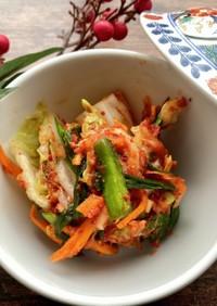 韓国♡本格簡単手作りキムチ