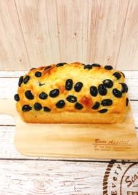 黒豆パウンドケーキ