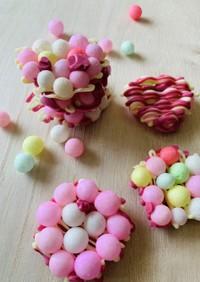 幸せのお菓子おいりチョコレート