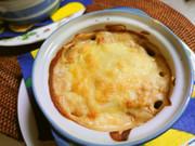 ♡長芋とネギベーコンの味噌グラタン♡の写真