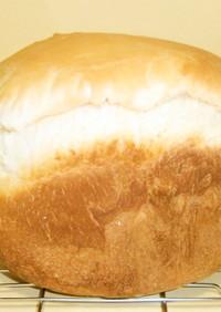 ツインバードHBで牛乳食パン