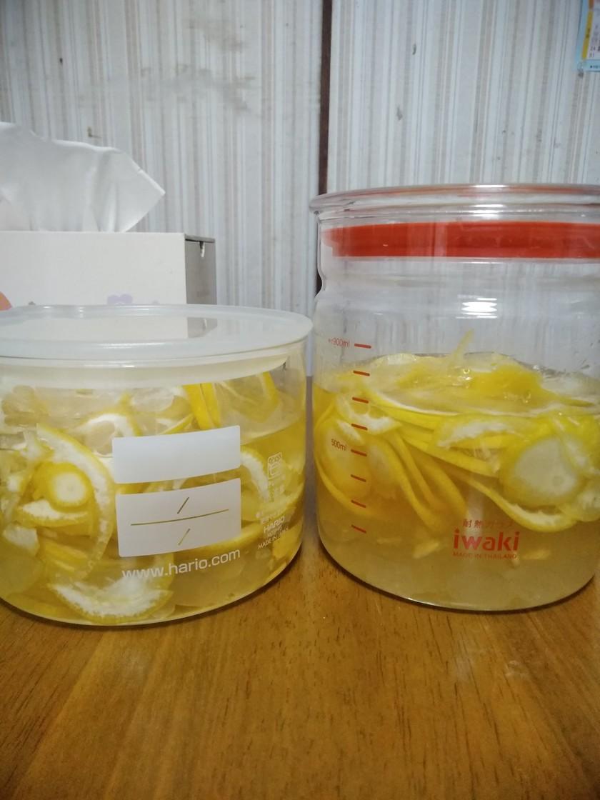 梨湖の簡単時短健康!レモンサワー