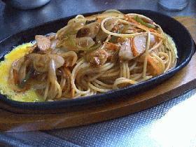 名古屋式・イタリアンスパゲッティ