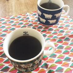 ハチミツで!フルーティーなコーヒー♡