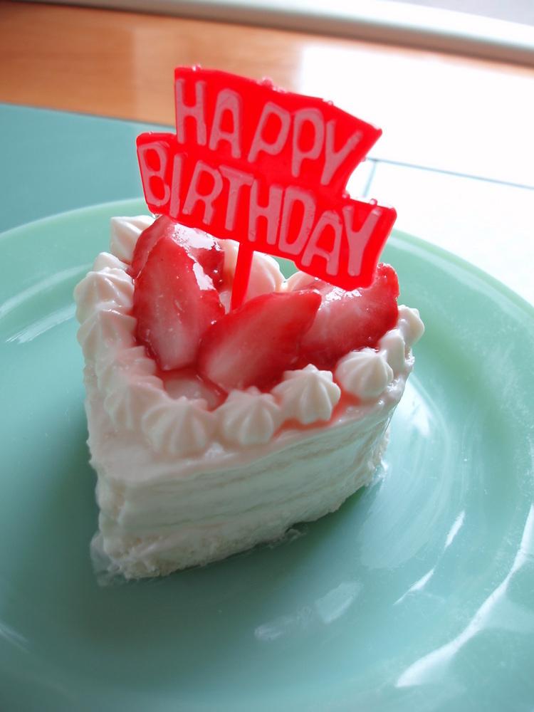 【離乳食】1歳のお誕生日ケーキ