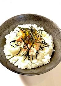 高菜ツナマヨ丼
